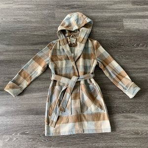 A new day coat